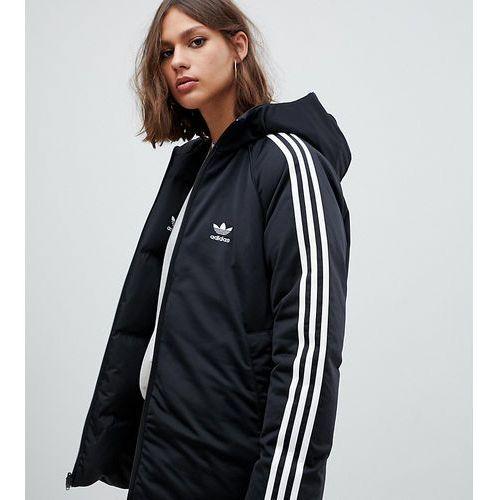 Three stripe reversible coat in black black, , 38 42 (adidas Originals)