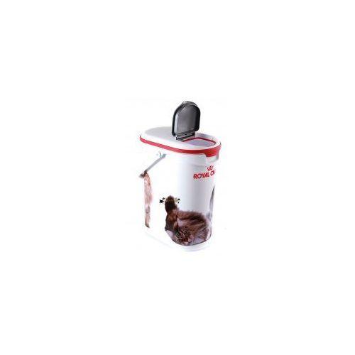 Royal canin Pojemnik 10l / 4kg kot curver na karmę dla kota