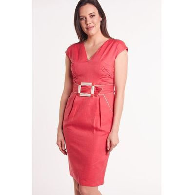 b1d34fed37 suknie sukienki sukienka na wesele koralowa sukienka z gipiura ...
