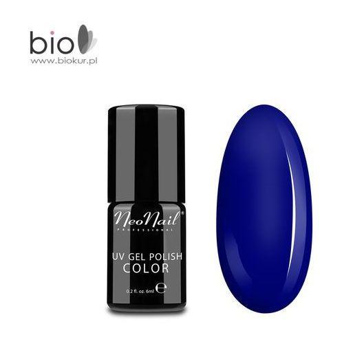Lakier Hybrydowy UV Mystic Bluebell  6 ml Nowość