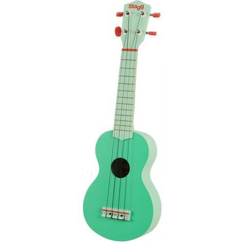 Stagg us-grass - ukulele sopranowe (5414428196729)
