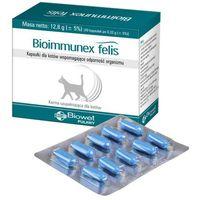 Biowet puławy Bioimmunex felis a 40 kapsułek