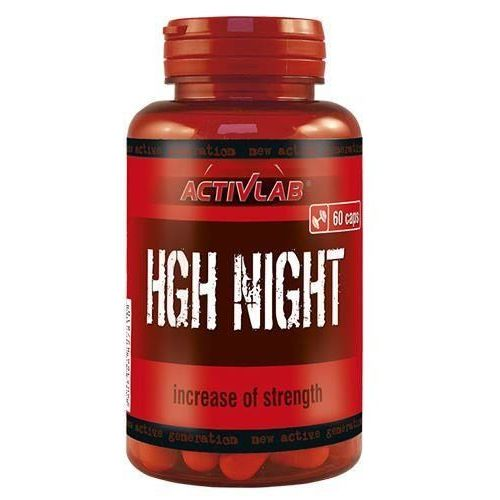 Hgh night - 60caps Activlab