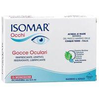 Isomar occhi krople do oczu w ampułkach 0,5ml x 15 sztuk marki Coswell