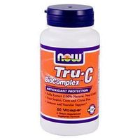 Now Foods Tru-C Biocomplex (Witamina C - Amla) 60 kaps.