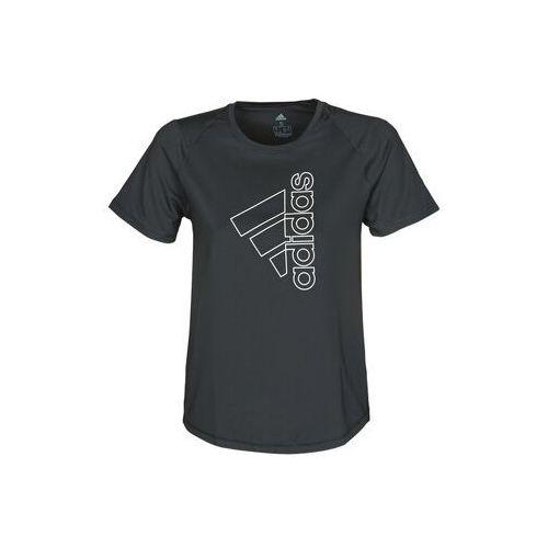 T-shirty z krótkim rękawem tech bos tee, Adidas, 34-44