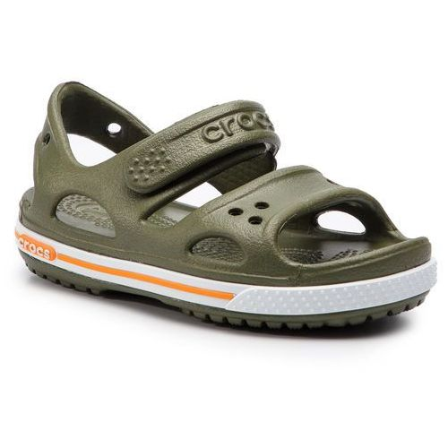 Sandały Crocband II Sandal 14854 Army Green, kolor zielony (Crocs)