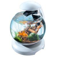 Tetra cascade globe white - szklana kula z filtrem biała marki Aqua el