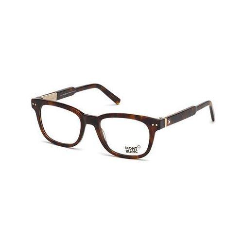 Okulary Korekcyjne Mont Blanc MB0628 055
