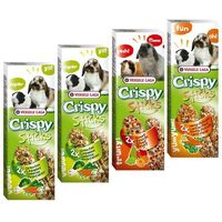 Versele laga Mieszany pakiet crispy sticks - 4 x 2 sztuki (440g)