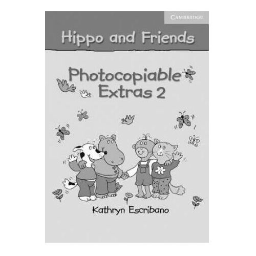 Hippo And Friends 2 Photocopiable Extras (16 str.)