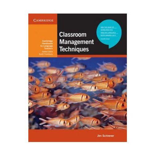Classroom Management Techniques Cambridge Handbooks For Language Teachers, Cambridge University Press