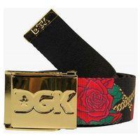 pasek DGK - Lavish Scout Belt Black (BLACK)