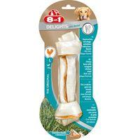 8in1 Delights PRO DENTAL Kość wiązana dla psa L, 5823
