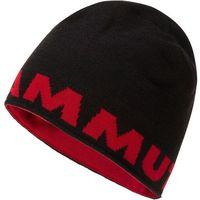 Mammut Logo Czapka, czarny 2021 Czapki