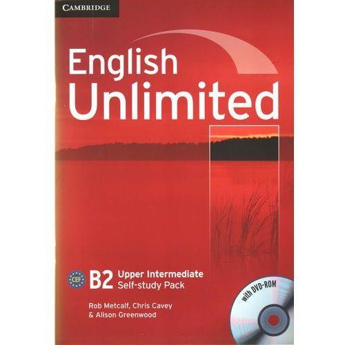 English Unlimited Upper Intermediate Workbook (zeszyt ćwiczeń) with DVD-ROM (lp)