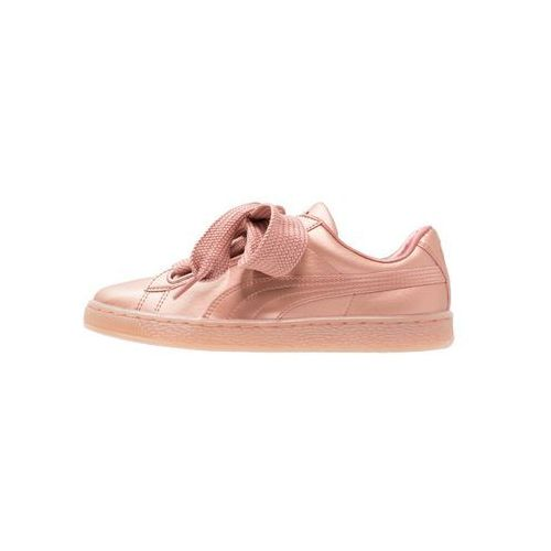 puma basket heart copper wns tenis wki i trampki copper rose kolor r owy ceny opinie. Black Bedroom Furniture Sets. Home Design Ideas