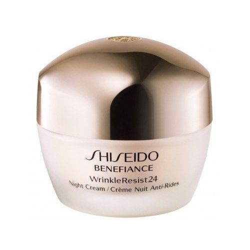 Shiseido benefiance wrinkle resist 24 night cream (w) krem do twarzy na noc 50ml