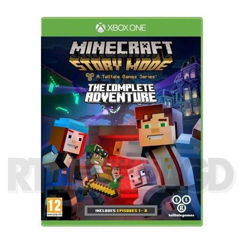Techland Minecraft Story Mode Complete Edition Xbox One
