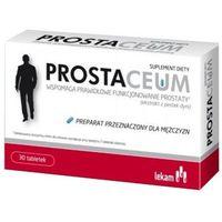 Tabletki PROSTACEUM x 30 tabletek - data ważności 30-11-2018r.