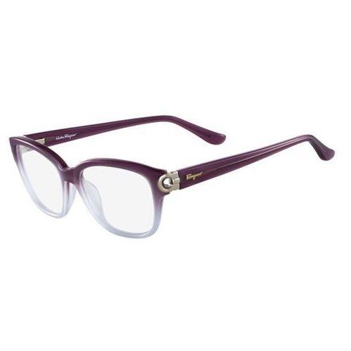 Okulary korekcyjne sf 2734 501 Salvatore ferragamo