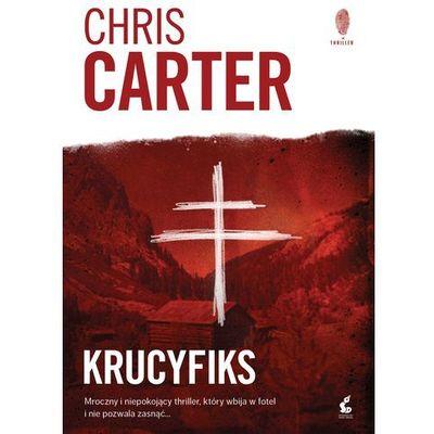 KRUCYFIKS WYD. 4 - Chris Carter (368 str.)