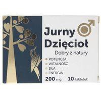 MedFuture Jurny Dzięcioł 200 mg - 10 tabletek (5905669222570)