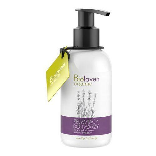 Biolaven organic Biolaven żel myjący do twarzy 150ml - Najlepsza oferta