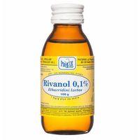 RIVANOL 0,1% roztwór 100g