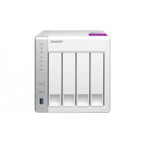 QNAP TS-431P2-4G 4x0HDD 4x1.7Ghz 4GB 2xGbE 3xUSB 3.0