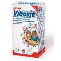 Tabletki Vibovit Junior Witaminy+Żelazo x 30 tabletek do ssania