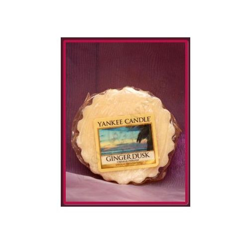 IMBIROWY ZMIERZCH (GINGER DUSK) - Wosk zapachowy