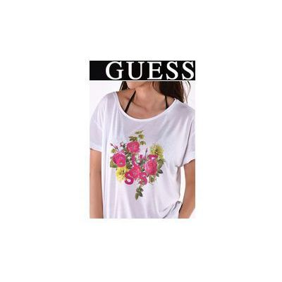 T-shirty damskie GUESS DESSUE