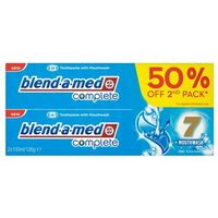 Blend-A-Med Complete 7 + mouthwash Extra Fresh 2x100ml