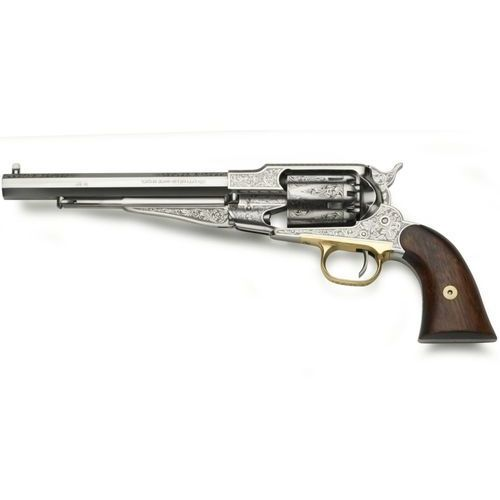 Rewolwer Pietta 1858 Remington Texas Nickiel DeLuxe.44 (RBN44LE)