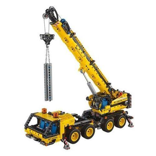 Lego TECHNIC Żuraw samochodowy mobile crane 42108