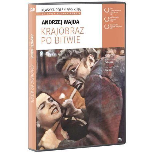 Filmostrada Krajobraz po bitwie klasyka polskiego kina dvd (płyta dvd) (5902115608254)