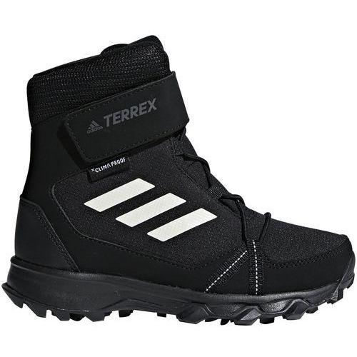 Buty adidas TERREX Snow CF CP CW S80885, kolor biały