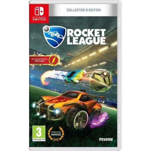 Gra NINTENDO SWITCH Rocket League (Edycja Kolekcjonerska) (5051892213592)