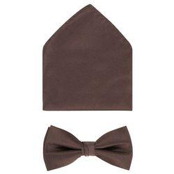 Selected Homme SHDNEWTON TIE BOWTIE BOX Krawat camel