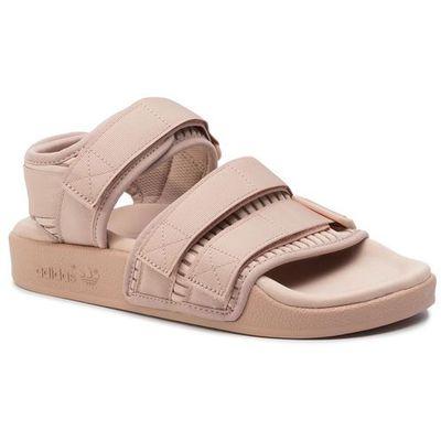Sandały damskie Adidas eobuwie.pl