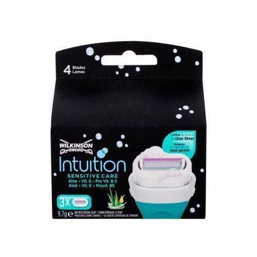 Intuition sensitive care wkład do maszynki 3 szt dla kobiet Wilkinson sword - Najlepsza oferta