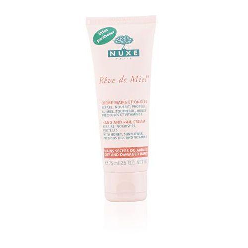 NUXE REVE DE MIEL® Krem d/rąk i paznokci - 0,03 g/g 75 ml (tuba)