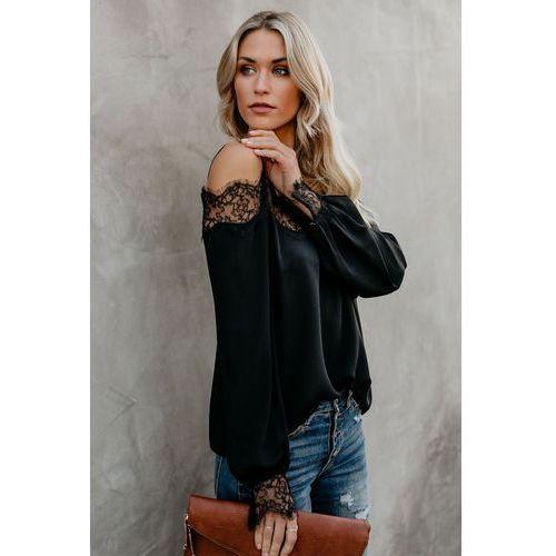 27475bde49f348 Damska bluzka LAVRINA, kolor czarny opinie + recenzje - ceny w ...