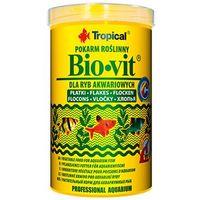 TROPICAL Bio-Vit - pokarm roślinny dla rybek 100ml/20g