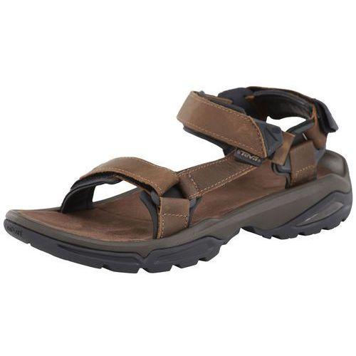 sandały męskie teva waterproof leather