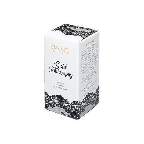 Gold philosophy - przeciwzmarszczkowy krem pod oczy 30 ml Bandi