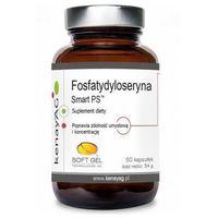 Kapsułki Fosfatydyloseryna Smart PS 30 kaps.