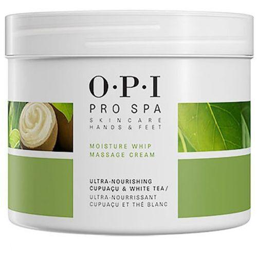 Pro spa moisture whip massage cream nawilżający krem do masażu dłoni i stóp (758 g.) Opi - Bardzo popularne