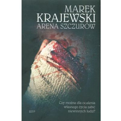 Książki horrory i thrillery Znak InBook.pl